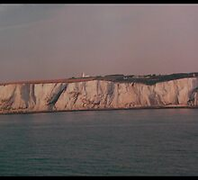 White Cliffs of Dover by Rowan  Lewgalon