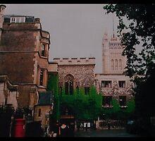 Dean's Yard by Rowan  Lewgalon