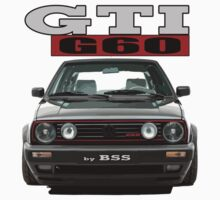 VW Golf GTI G60 Kids Clothes