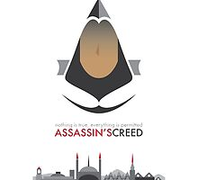 Assassin´s Creed  by GamersTshirts