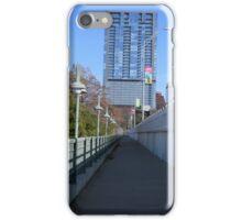Pedestrian Bridge iPhone Case/Skin