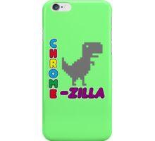 Chromezilla iPhone Case/Skin