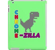 Chromezilla iPad Case/Skin