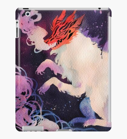 Halloween dog iPad Case/Skin