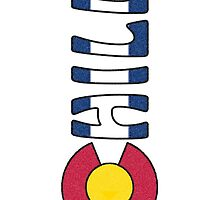 Just Chill - Colorado Phone Case by jammin-deen