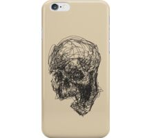 Primal Scream iPhone Case/Skin