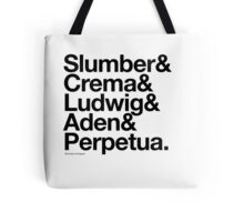 InstaGraham Tote Bag