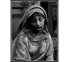 In Grief Photographic Print