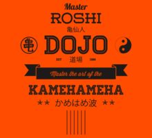 Master Roshi Dojo v2 Kids Clothes