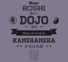 Master Roshi Dojo v2 Kids Clothes
