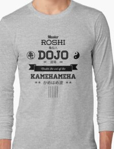 Master Roshi Dojo v2 Long Sleeve T-Shirt