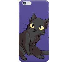 Sketch the Black Cat iPhone Case/Skin