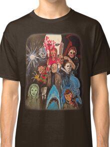 70s/80s Horror Classic T-Shirt