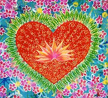 """ LOTUS HEART "" by Ariane"