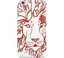 Lion_aroon iPhone Case/Skin