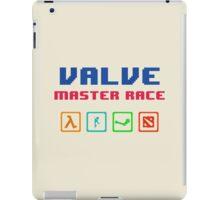 VALVE master race iPad Case/Skin