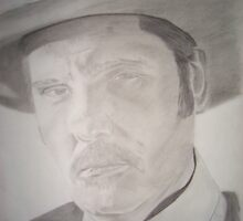 sheriff wydell from the movie the devils rejects by mazmedia