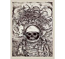 Space Devil Photographic Print