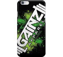 GAINZ APPAREL PHONE CASE IN GREEN! iPhone Case/Skin