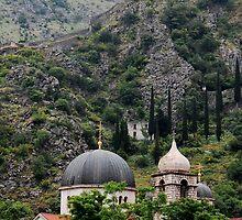 Kotor, Montenegro by Geoffrey Grinton