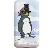 Cool Penguin Samsung Galaxy Case/Skin