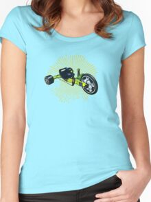 Green Machine Women's Fitted Scoop T-Shirt