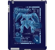 Ultimate Blueprint iPad Case/Skin