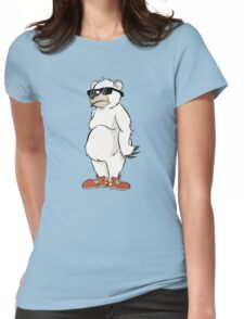Cool Bear Womens Fitted T-Shirt