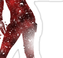 Mass Effect, Jack - Forced Meds? Bust Heads! Sticker