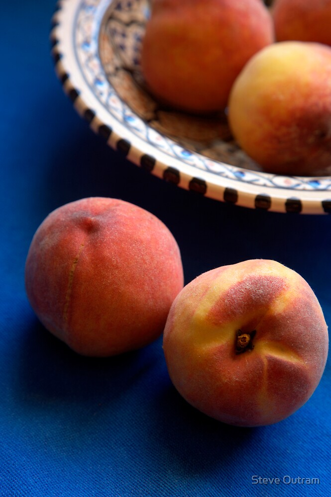 Peaches by Steve Outram