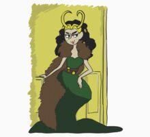 Lady Loki Kids Tee