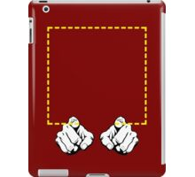 Don't be such a.... iPad Case/Skin