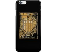 The Time Lords iPhone Case/Skin