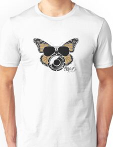 Butterbeat in Aviators T-Shirt