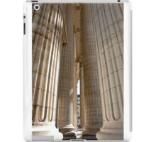 Giants are in town iPad Case/Skin