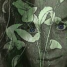 "Girl in the Forest by Belinda ""BillyLee"" NYE (Printmaker)"