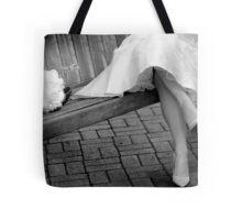 Fifties dress Tote Bag