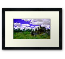 Fantasy, Rural NSW, Australia Framed Print