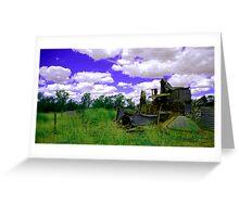 Fantasy, Rural NSW, Australia Greeting Card