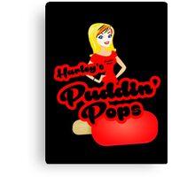 Puddin Pops Canvas Print