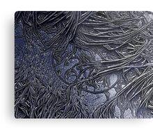 Dried D76 Metal Print