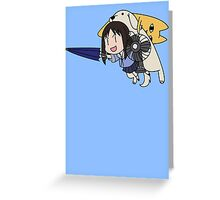 Osaka Mobile Suit Greeting Card