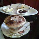 Devonshire Coffee by Tom Newman