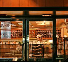 Tokyo Restaurant II by sparrowhawk