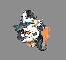 Kat the pony by Katunu