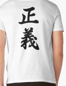 Seigi Mens V-Neck T-Shirt