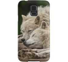 Arctic Wolves Samsung Galaxy Case/Skin
