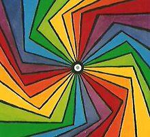 Colour Wheel by Vesa Peltonen