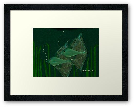 ANGEL FISH by Madeline M  Allen