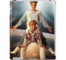 JUMP iPad Case/Skin